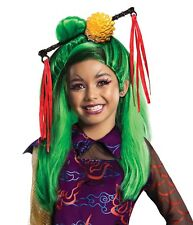 Rubie's Official Monster High Mattel Jinafire Long Wig, Child Costume - One Size