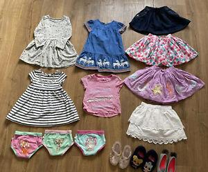 Toddler Girls Clothing Bundle 2-3 Next Joules Boden