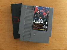 Mike Tyson's Punch Out NES game