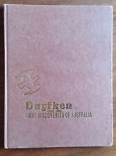 Duyfken and the First Discoveries of Australia Book by Murdoch 1974   Explorer