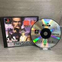 Tekken 2 Sony PlayStation 1 FAST DELIVERY WITH SAME DAY DISPATCH