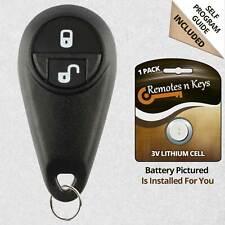 For 2005 2006 2007 Subaru Impreza WRX STI Keyless Entry Car Remote Key Fob