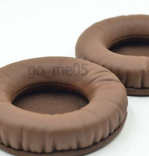 Replacement Brown Ear pads for technics rp dh1200 rp-dh1200 dh1250 headphones