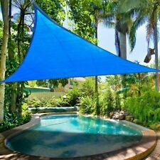 Patio Canopy UV Block Top Shelter  Triangle Sun Shade Shelter For Sail Outdoor G