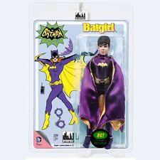 Batgirl 8-in Retro Mego Emerald City & TBCC Exclusive Batman '66 TV Tampa Unmask