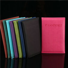 one Feather Travel ID Card Organizer Passport Holder Case Cover Protector Tool