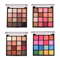 16 Colors Eye Shadow Palette Matte Pigmented Eye Shadow Powder Nude Makeup