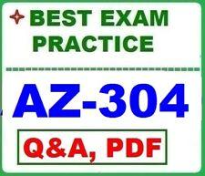 AZ-304 MS Azure Architect Design -BEST Exam Practice Q&A - [ LATEST, 2020]