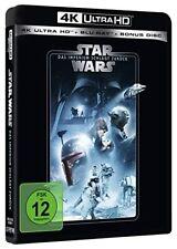 Star Wars: The Empire Strikes Back 4K UHD+Blu Ray+Bonus Disc / Import