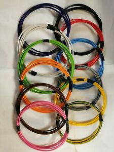 1mm 1.5mm 2.5mm AUTOMOTIVE TRI RATED ELECTRICAL AUTO LOOM WIRE CABLE CAR VAN
