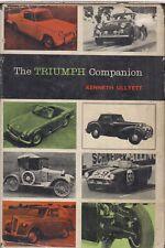 TRIUMPH MAYFLOWER TR2 TR3 TR4 HERALD (1950-62) COMPANY HISTORY & SERVICE MANUAL