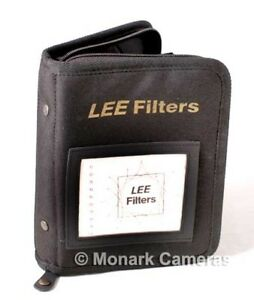 Lee Filters Soft Case Pouch for Ten 100mm x 150mm Resin Filters. Others Listed.