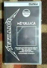 METALLICA CLASSIC ALBUM UMD  (Sony PSP, 2005) NEW & FACTORY SEALED