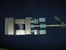 Atlas Craftsman 6 Inch Lathe M6 500 Milling Attachment Screw Type Vise 2 12 New