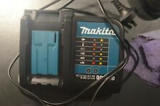 MAKITA 18v  CHARGER DC18SD, GENUINE, MAKITA BLUE