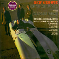 The Pee Wee Russell Quartet ‎– New Groove VINYL LP