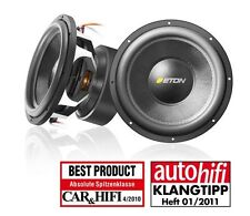 Eton Force f12 30 CM SUBWOOFER chassis 2000 WRMS