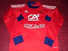 Maillot De Football Entrainement Equipe de France Saison 2009/2010 N°42 Taille L