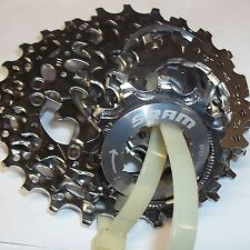 ** Fitted - No Box/Instructions ** SRAM PG-1070 10 Speed Bike Cassette 11-26T