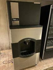 Ice Machine Commercial With Dispenser Ice O Matic