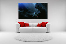Star Wars Darth Vader Canvas Giclee Print Picture Unframed Home Decor Wall Art