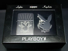 Playboy Zippo Lighter & Key Chain Set (24464)