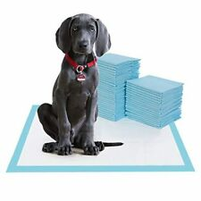 """Large Puppy Training Pads Dog Pee Pad - 24x24"""" Super Absorbent Leak-Proof, 80 Ct"""