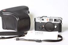 Leica   M6  Chrom   0,72