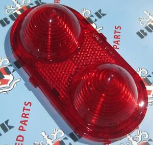 1950-1952 Buick Tail Light Lens. Guide #5939073. Special Super Roadmaster