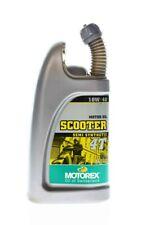 Motorex Power Synt 4T 10W/50 1L Motoröl Vollsynthetisch Motorrad Öl