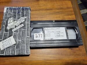 Blank Vhs Tape 21 jump Street Recorded Tv 1980s Vol 2 5 episodes