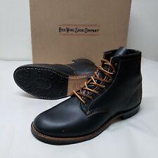 "Size 9D Red Wing Klondike ""Flatbox"" Heritage Boots 9060 Beckman Iron Ranger 2nd"