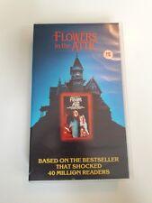 VHS Video ~ Flowers in the Attic ~ Victoria Tennant ~ Cinema Club
