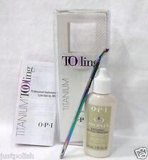 OPI Tool Manicure/Pedicure Pusher Guard + Cuticle Exfoliating 1oz Combo