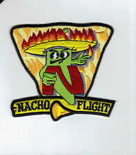 PATCH USAF 469TH FTS FLYING TRAINING  N FLIGHT NACHO SHEPPARD AFB TEXAS