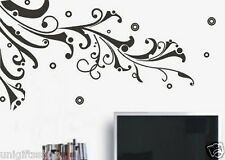 Elegant Vine WALL DECAL Room Stickers Livingroom Bedroom Home Decor