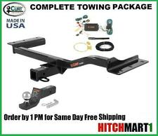"FITS 2010-2015 LEXUS RX350, CLASS 3 CURT TRAILER HITCH PACKAGE 2"" TOW RECEIVER"