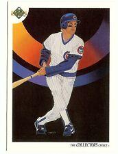 1991 Upper Deck Chicago Cubs 30 card Team Set plus hologram card