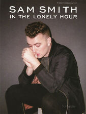 Sam Smith In The Lonely Hour Piano Vocal Guitar Sheet Music Book