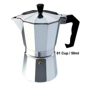 Coffee Percolator Moka Pot Stove Top Italian Style Espresso Maker 12 Cup