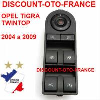 Bouton Commande Interrupteur de LEVE VITRE VAUXHALL / OPEL TIGRA Twintop B 2005