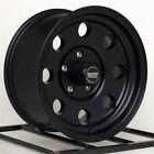 16 Inch Black Wheels Rims Chevy Truck Silverado Z71 Tahoe 6x5.5 Lug Are Baja New