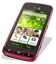 Téléphones mobiles rouge Doro