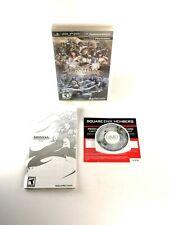 Dissidia 012[duodecim] Final Fantasy - (Sony PSP, 2011) CIB, Complete, *TESTED*