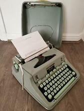 Vintage Hermes 3000 Typewriter - Made in Switzerland - 1966  - 7 ref CG