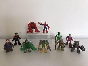 Imaginext Figure Bundle Marvel Batman tmnt Toys Job Lot