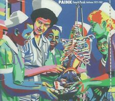 PAINK: FRENCH PUNK ANTHEMS 1977-1982 COMPILATION w/INSERT BORN BAD SEALED CD
