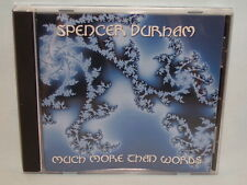 Much More Than Words by Spencer Durham (CD, Mar-2007, Cavender Castle Entertainm