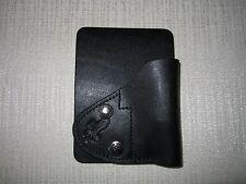 FITS: NAA PUG,mini revolver LEFT HAND wallet & pocket holster