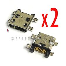 2 X Samsung Galaxy Young Duos GT-S6312 S6310 Charger Charging Port USB Port USA